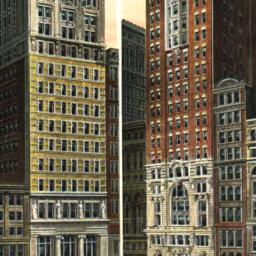 Sixty Wall St. New York Tru...