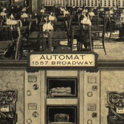 Automat 1557 Broadway Horn ...