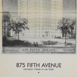 875 Fifth Avenue