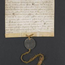 Papal bull, 1225, Feb. 24, ...