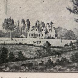 The     Abbey in 1835 - Ful...