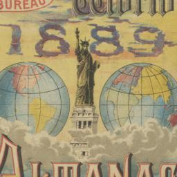 The     World Almanac 1889