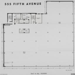 555 Fifth Avenue, 2nd To 9t...