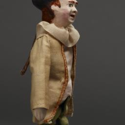 Marionette Of Boy In Tricor...