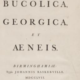 Baskerville Virgil