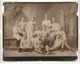 Class of 1887 Freshman Football Team