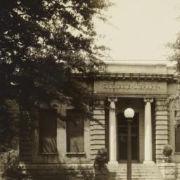 Carnegie Library, Albany, G...