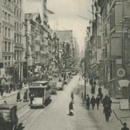 Broadway, North from Leonar...