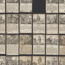 Jeu des Fables [playing cards]