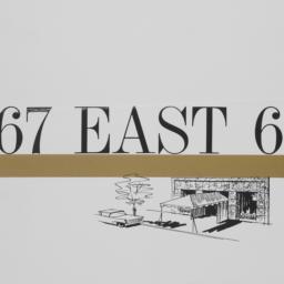 167 E. 67 Street