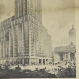 100 Park Avenue, Blockfront...