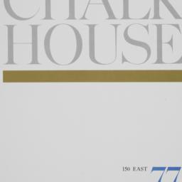 The     Chalk House, 150 E....