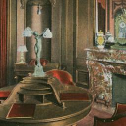 Writing Room, Hotel St. Reg...