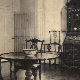 Parlor. Van Cortlandt House.