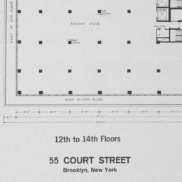 55 Court Street, 12th To 14...