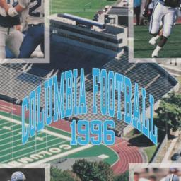 Football Media Guide 1996