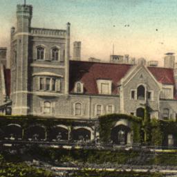Rockwood Hall, Home of Wm. ...