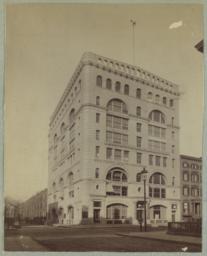 5th Ave. & 16th - Judge B'ld'g. New York, N.Y.