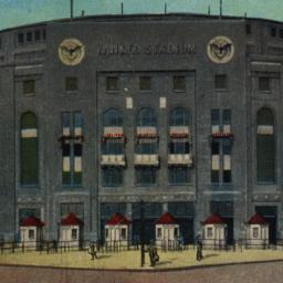 Yankee Stadium New York City