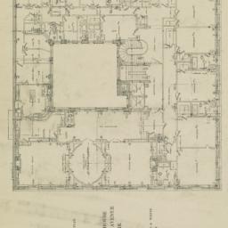 Fourth floor plan. Apartmen...