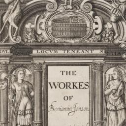 Workes of Benjamin Jonson