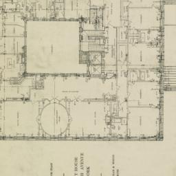 Second floor plan. Apartmen...