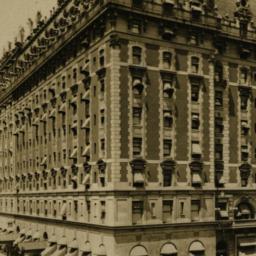 Hotel Astor, New York.