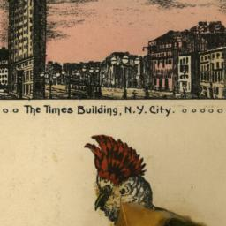 The     Times Building, N.Y...