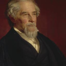 Portrait of John McVickar (...