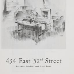 434 East 52nd Street