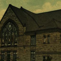 Methodist Church, Bay Ridge...