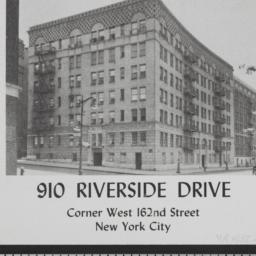 910 Riverside Drive