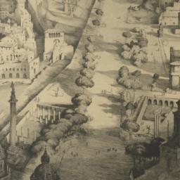 Via dei Fori Imperiali in Rome