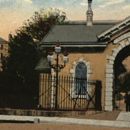 West Gate Driveway, Sailors...