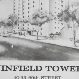 Winfield Towers, 40-33 69 S...