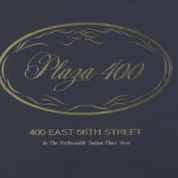 Plaza 400, 400 E. 56 Street