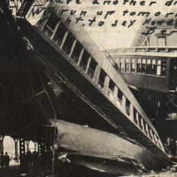 """Wreck of the 9th Ave. """"L"""" a..."""