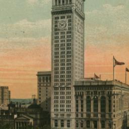 Metropolitan Building New York