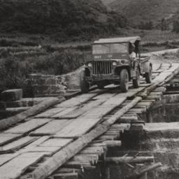 Repaired Bridge In Kweiyang