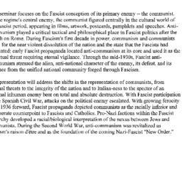 Speaker's notes, 2009-03-13...