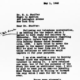 Letter from Barbara S. Burk...