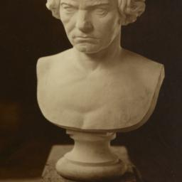 [Bust of Ludwig van Beethoven]