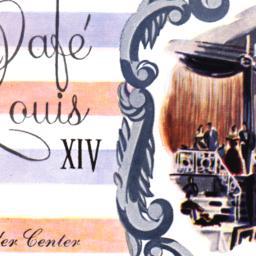 Café Louis Xiv Rockefeller ...