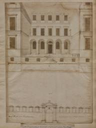 Serlio Book VI Plate 13 recto