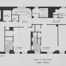 4 Sutton Place, Plan Of 11t...