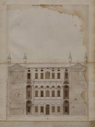 Serlio Book VI Plate 55 recto
