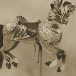Carousel horse by Earl Chop...