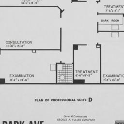 80 Park Avenue, Plan Of Pro...