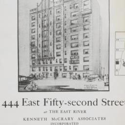 444 E. 52 Street, 444 East ...