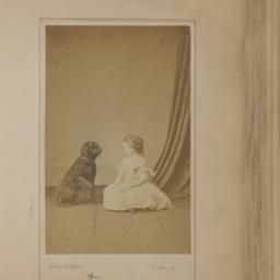 Unidentified Young Girl and...